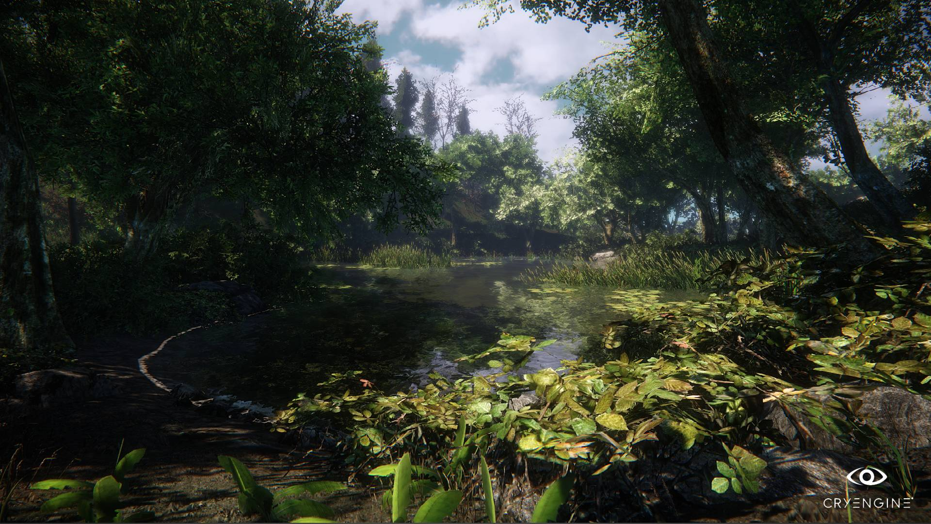 Cryengine Game Level