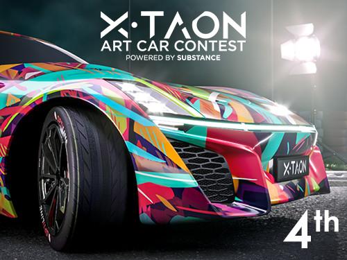 XTAON: Art Car Contest